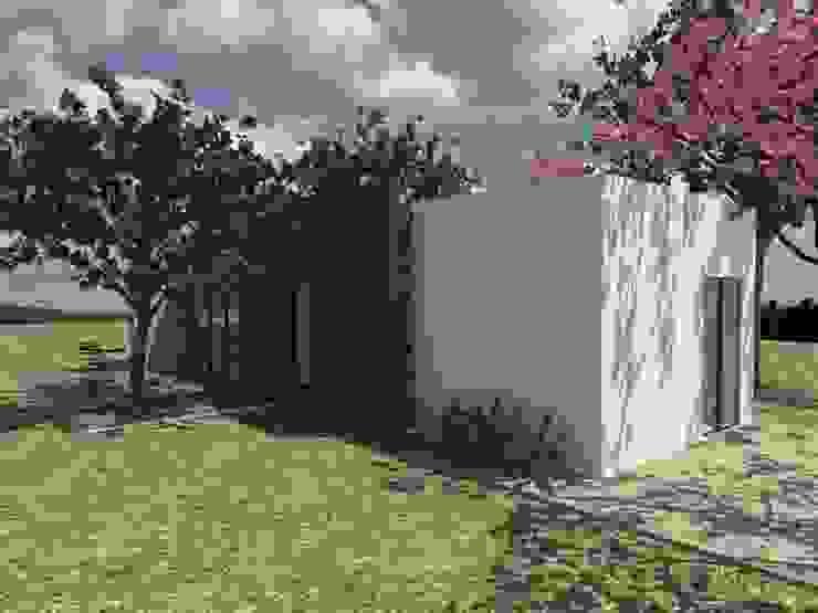CASA CAMPESTRE LA CUMBRE Casas modernas de MODOS Arquitectura Moderno