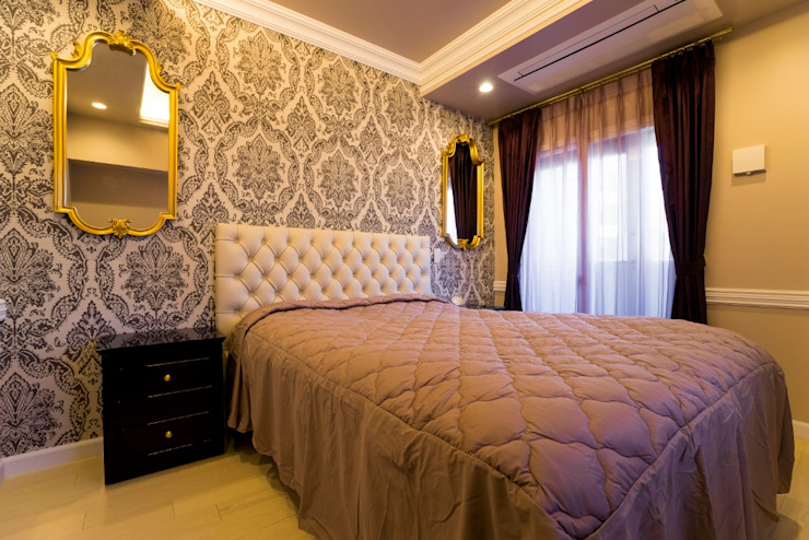 Classic style bedroom by QUALIA Classic