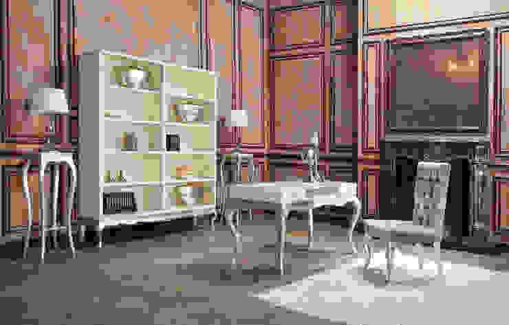 Кабинет Venezia Рабочий кабинет в классическом стиле от Neopolis Casa Классический