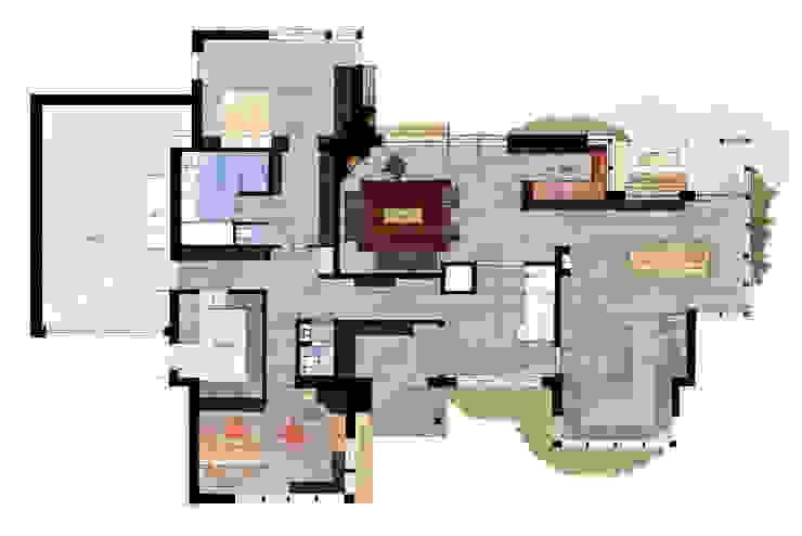 Villa Veluwe van Woon Architecten