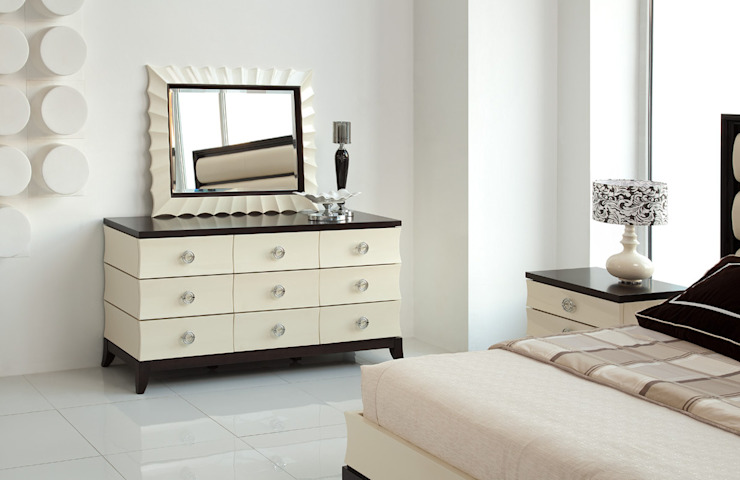 Спальня Prato Спальня в стиле модерн от Fratelli Barri Модерн