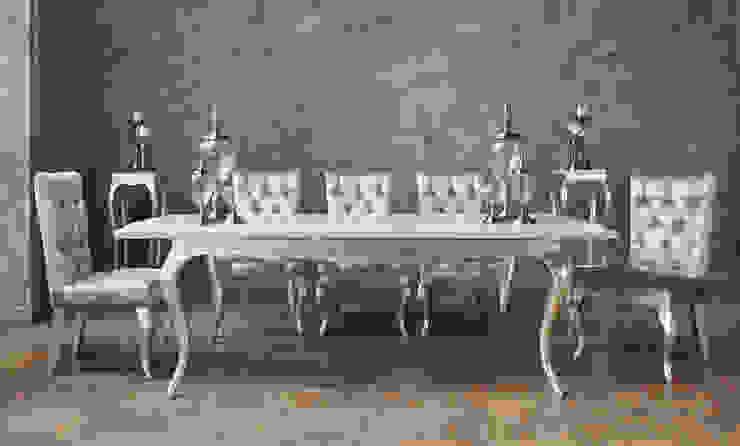 Столовая Venezia Столовая комната в классическом стиле от Fratelli Barri Классический