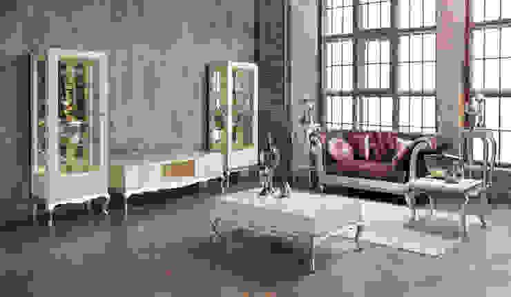 Гостиная Venezia Гостиная в классическом стиле от Fratelli Barri Классический