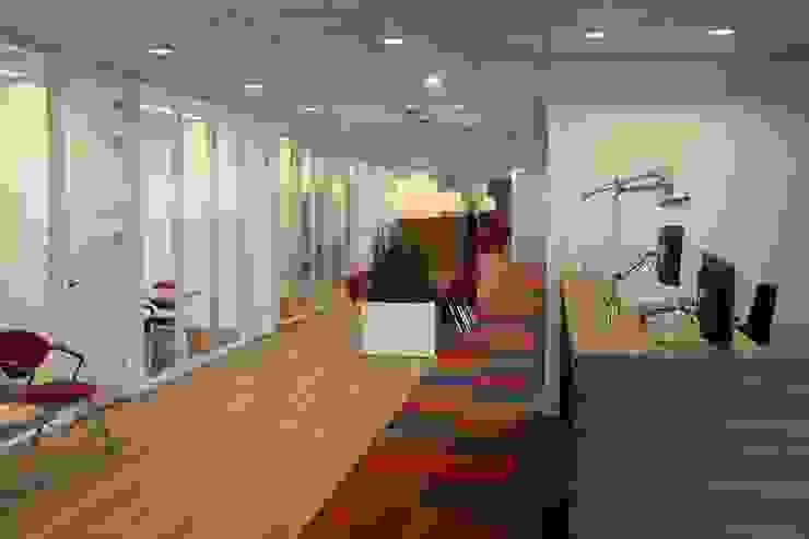 Dokterszorg Heerenveen Moderne gezondheidscentra van Dick de Jong Interieurarchitekt Modern