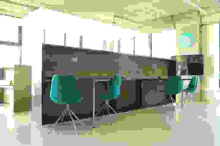 Inrichting count & cooper van Woon Architecten