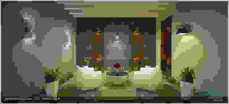 Monnaie Architects & Interiors:  tarz Oturma Odası,