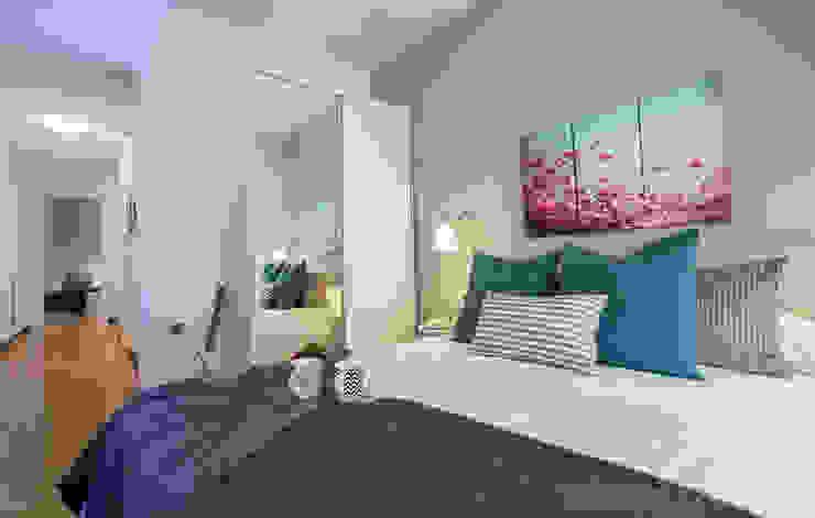 الاسكندنافية  تنفيذ jaione elizalde estilismo inmobiliario - home staging, إسكندينافي
