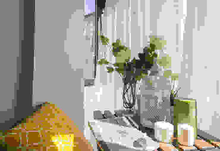 SALON de jaione elizalde estilismo inmobiliario - home staging Escandinavo