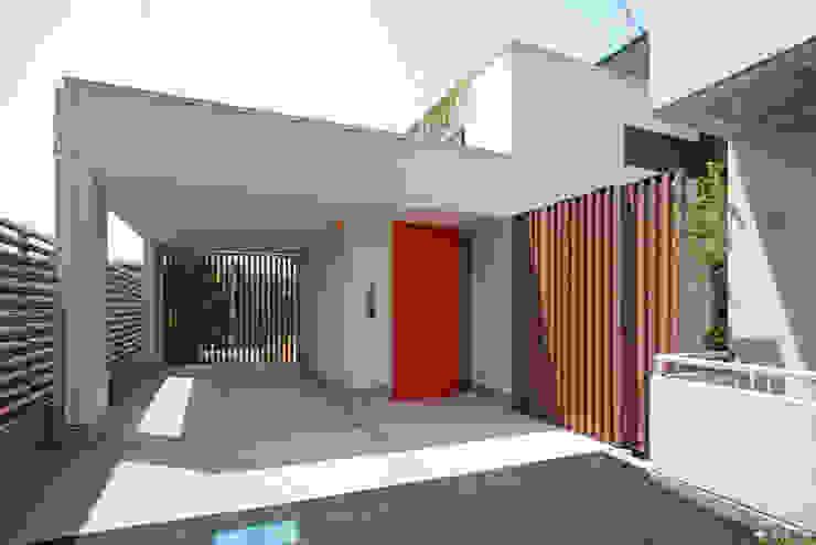 房子 by 設計事務所アーキプレイス, 現代風