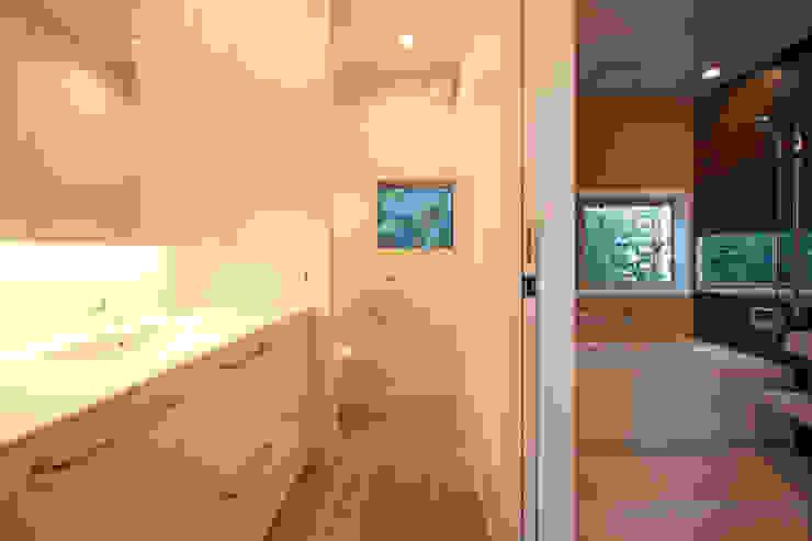 Modern style bathrooms by 設計事務所アーキプレイス Modern