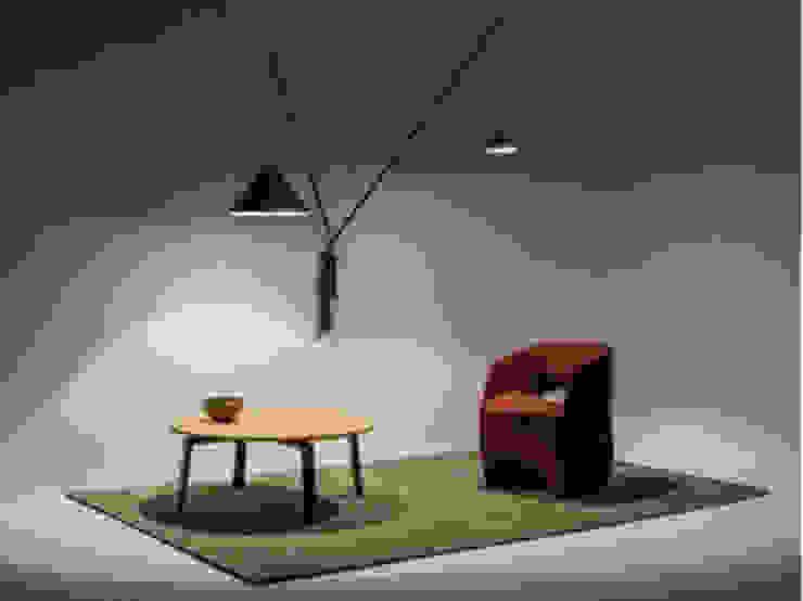 LÁMPARAS DE DECORACIÓN Paredes y pisos de estilo minimalista