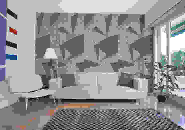 de OH Wallpaper Moderno Papel