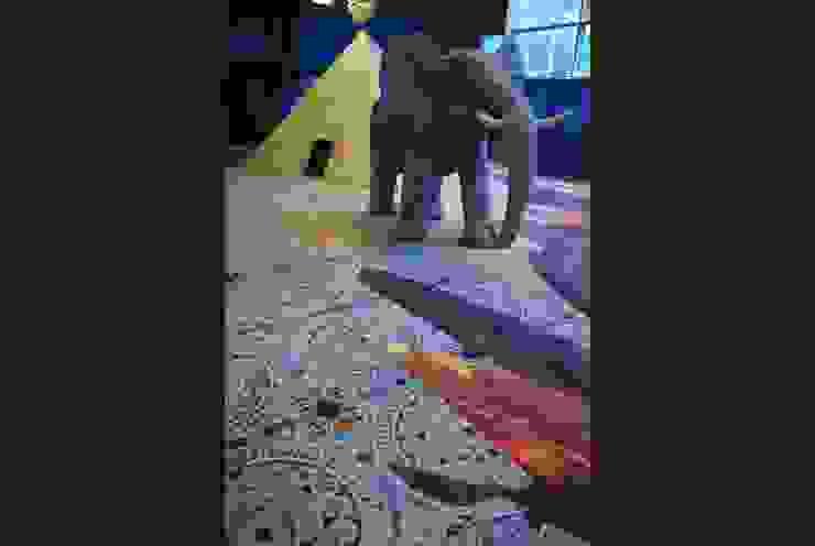 Avonturenspeeltuin Wanroy Moderne kinderkamers van Dick de Jong Interieurarchitekt Modern