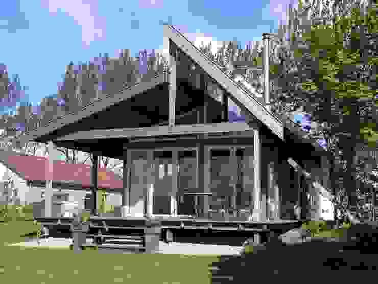 Aanbouw Zonderland:  Huizen door Dick de Jong Interieurarchitekt,