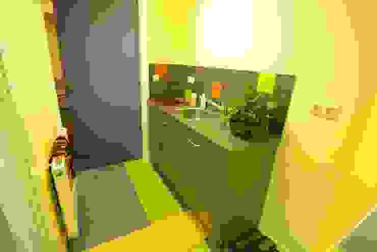 Fysiopraktijk Stiens Moderne gezondheidscentra van Dick de Jong Interieurarchitekt Modern