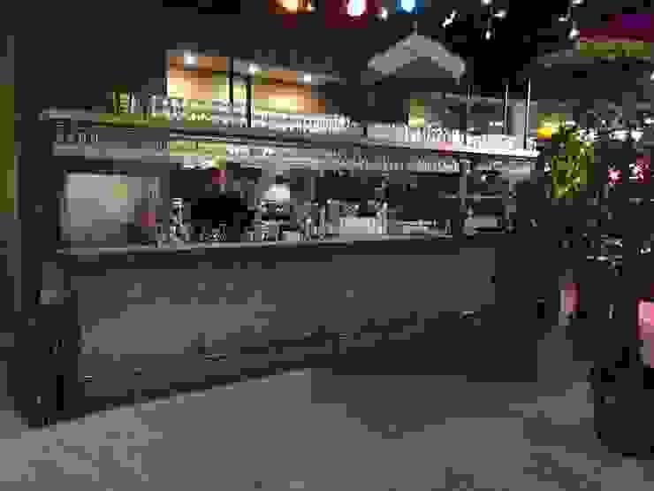 Verbouwing aloha bar tropicana van Woon Architecten