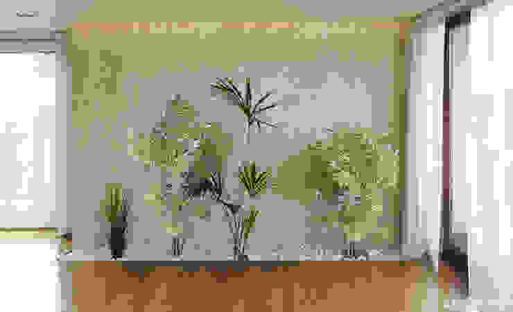 Jardines de invierno de estilo moderno de Mono architektura wnętrz Katowice Moderno