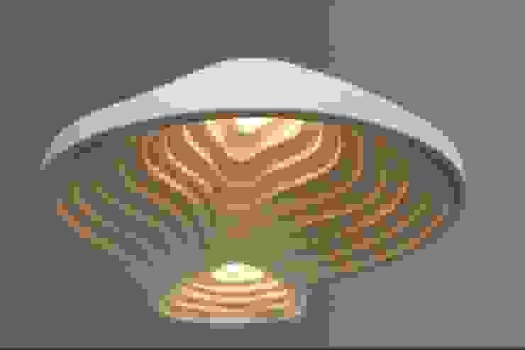 Akoestische lampen van Post Acoustics