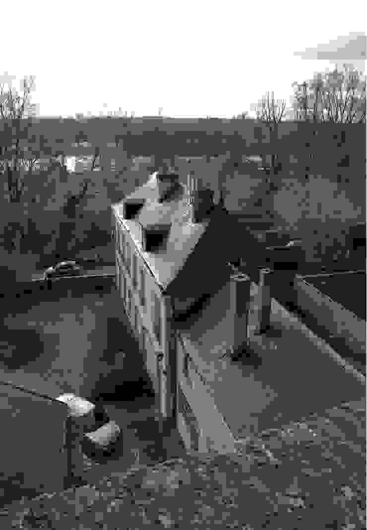 Belle Ville Atelier d'Architecture Classic style walls & floors