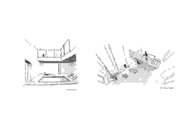 Belle Ville Atelier d'Architecture Classic style bedroom