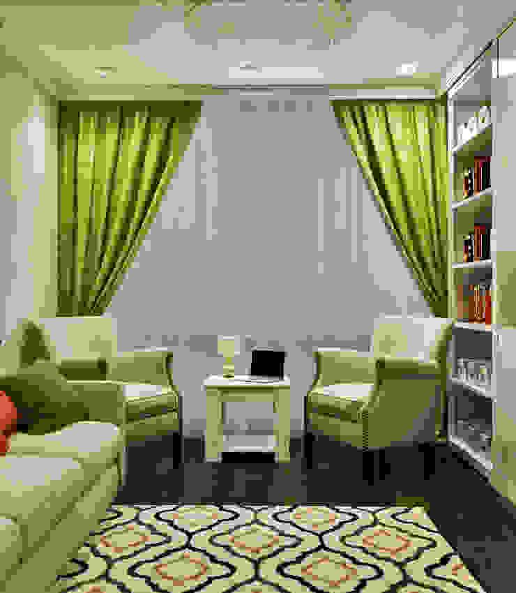 Зона для чтения Гостиная в стиле модерн от Pure Design Модерн