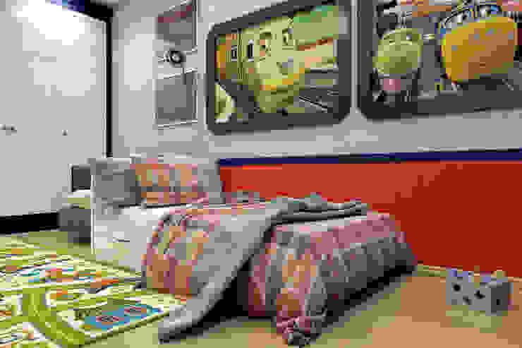 Детская комната в стиле Чаггингтон Детская комната в стиле модерн от Pure Design Модерн