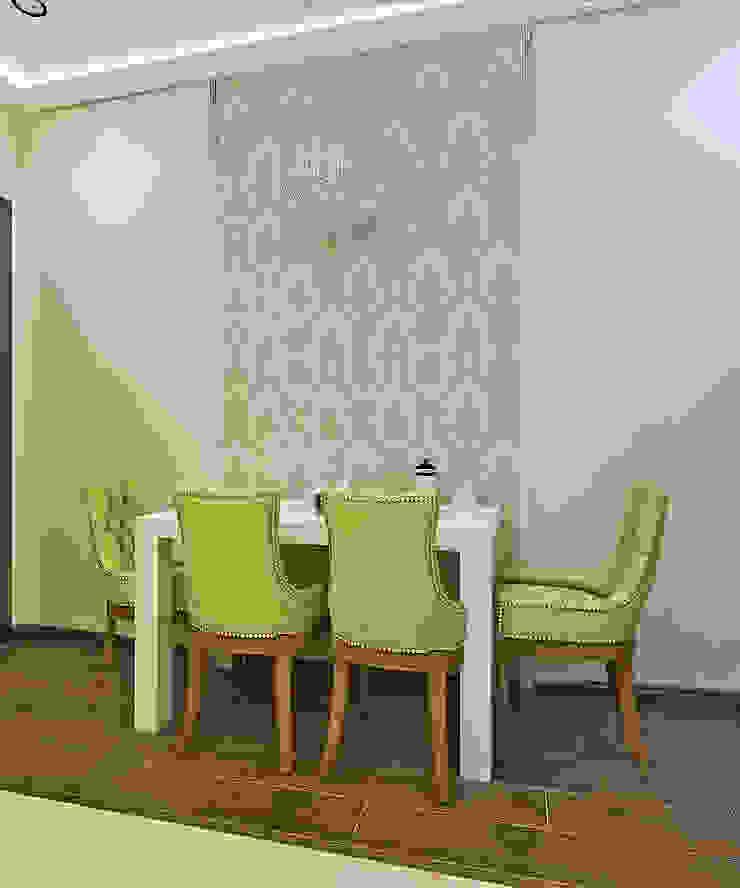 Столовая зона Столовая комната в стиле модерн от Pure Design Модерн