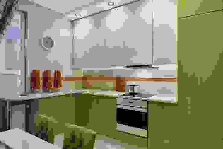 Кухня Кухня в стиле модерн от Pure Design Модерн