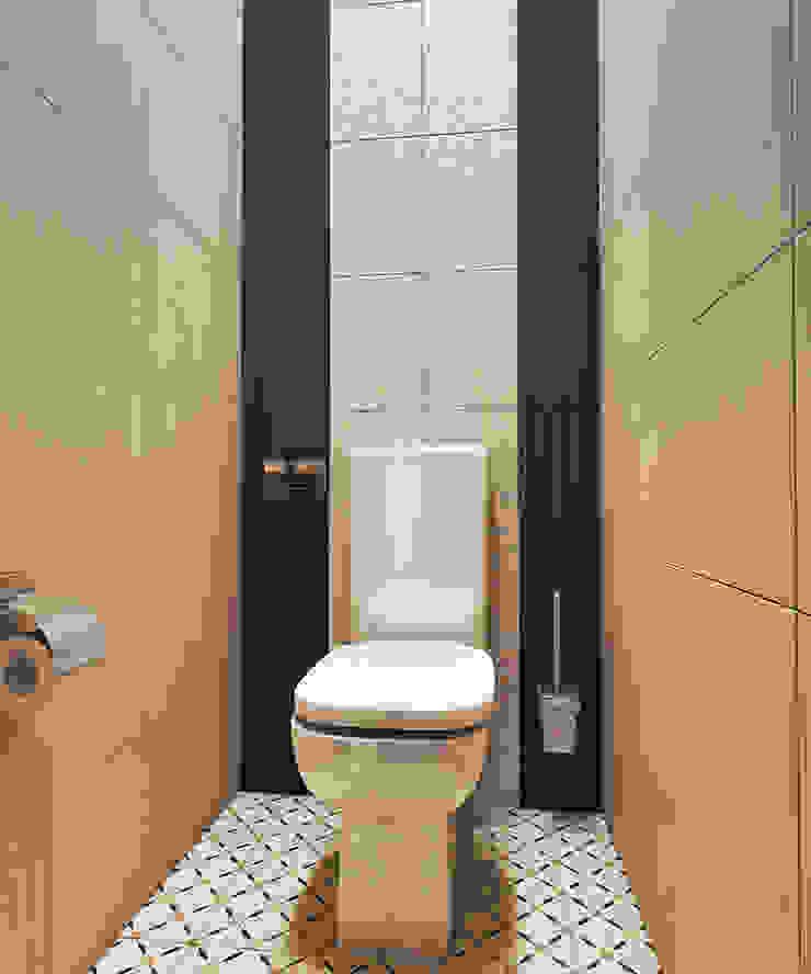 Туалет Ванная комната в стиле модерн от Pure Design Модерн