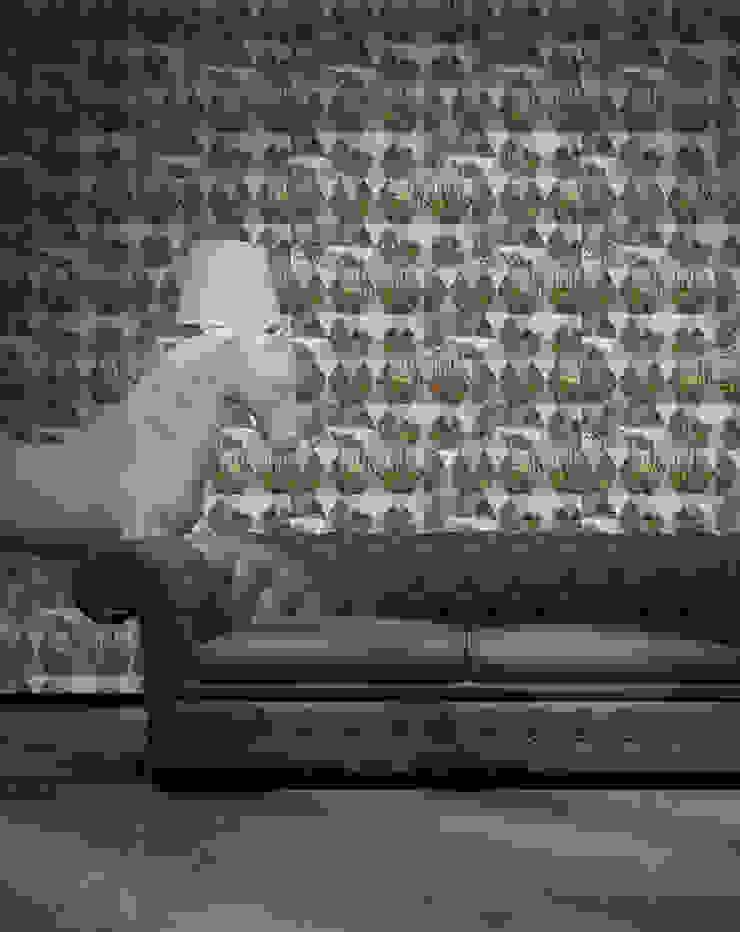 Pinhal de Céu por OH Wallpaper Moderno Papel