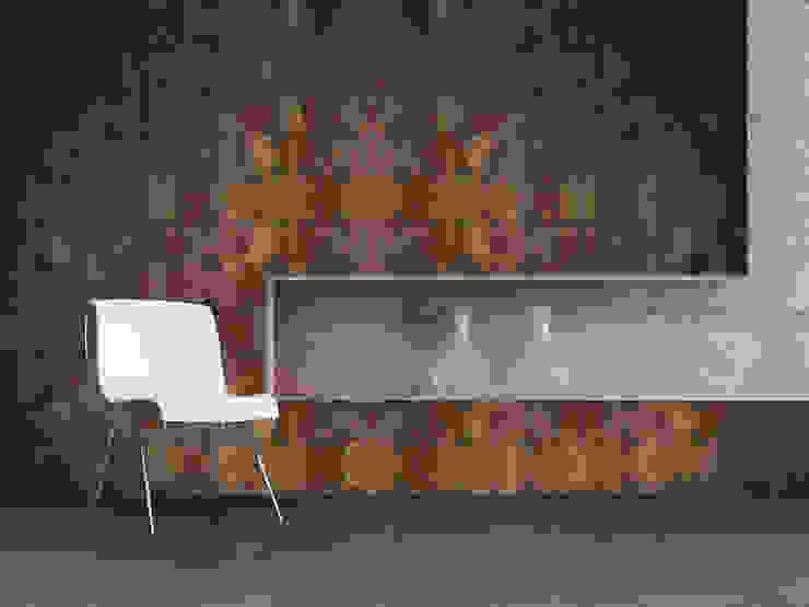 Ouriço de Coral por OH Wallpaper Moderno Papel
