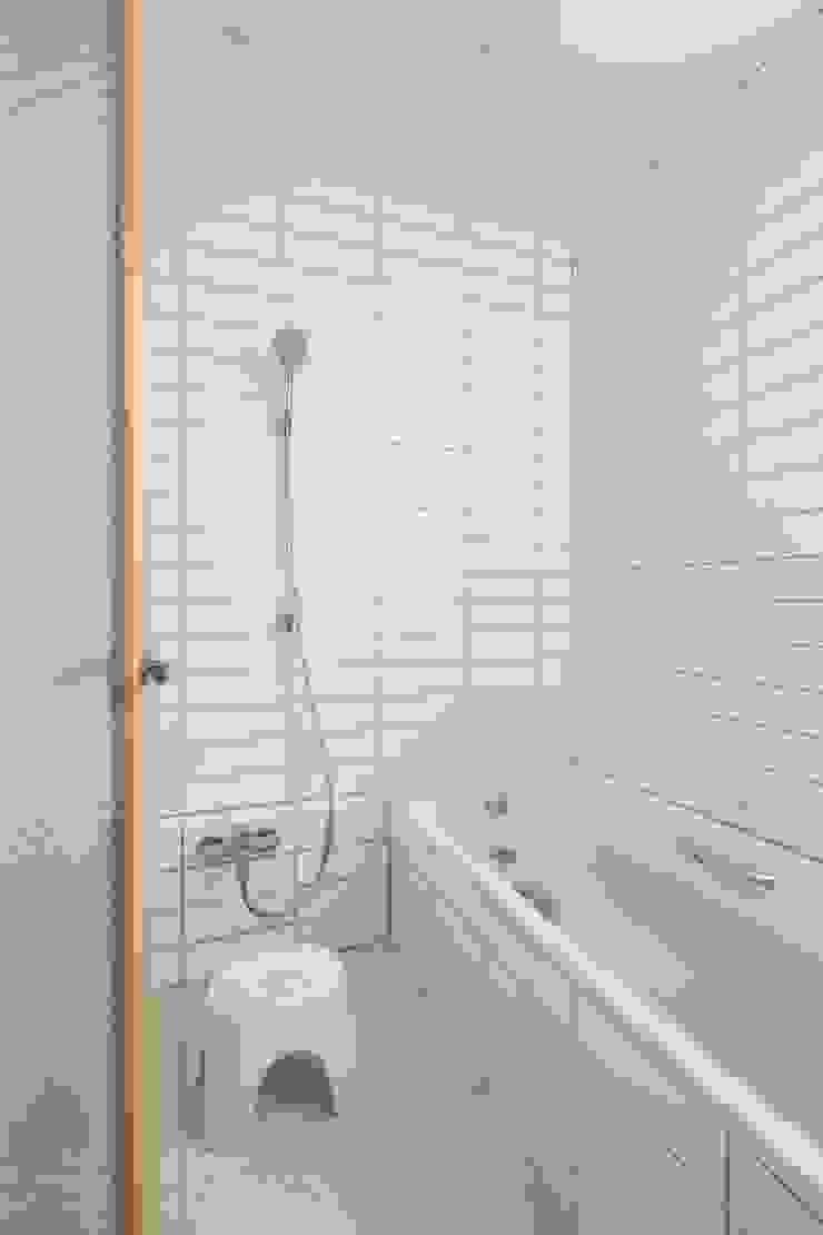 おおわだシード Studio R1 Architects Office モダンスタイルの お風呂
