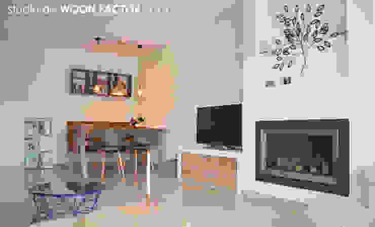 KLEUR & MATERIALEN PLAN van Factor-W interieurontwerp