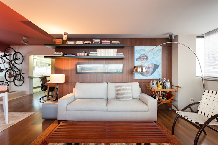 Johnny Thomsen Arquitetura e Design Living room