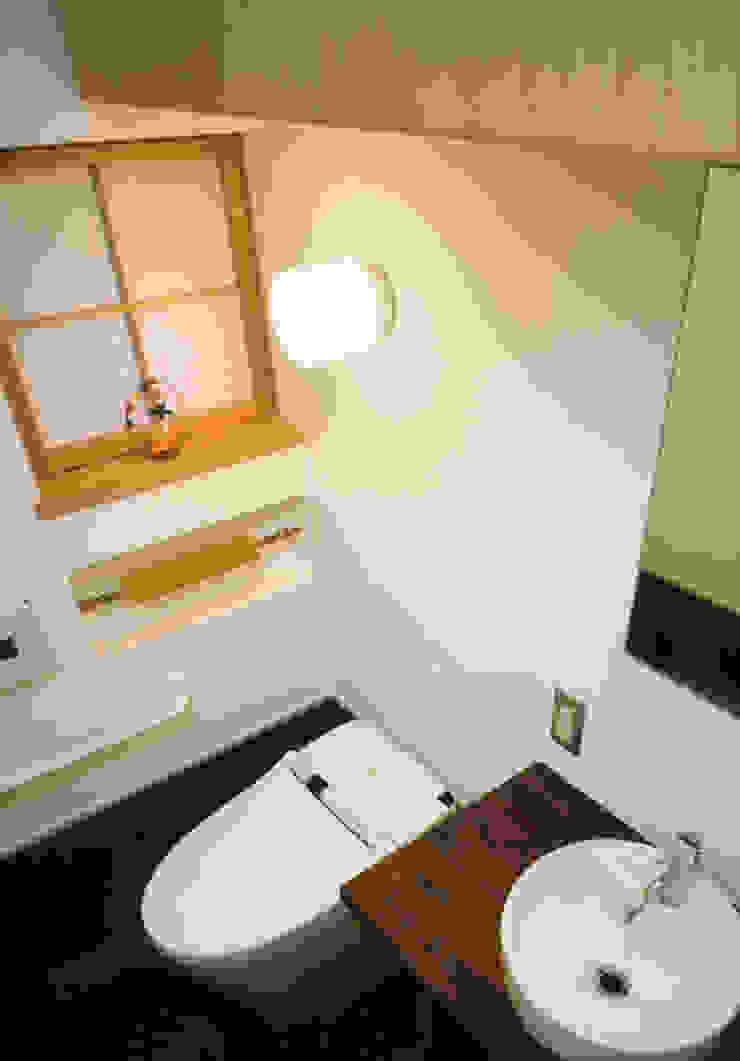 静岡の家 case004 オリジナルスタイルの お風呂 の 岩川アトリエ オリジナル
