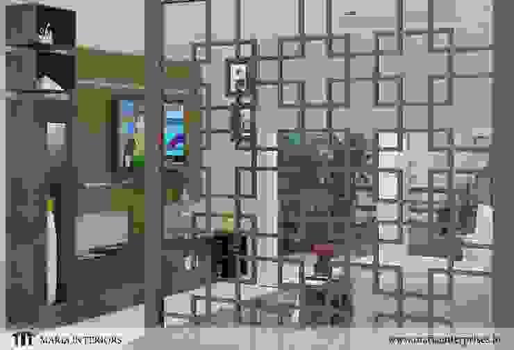 partition living: classic  by Maria Enterprises,Classic Copper/Bronze/Brass