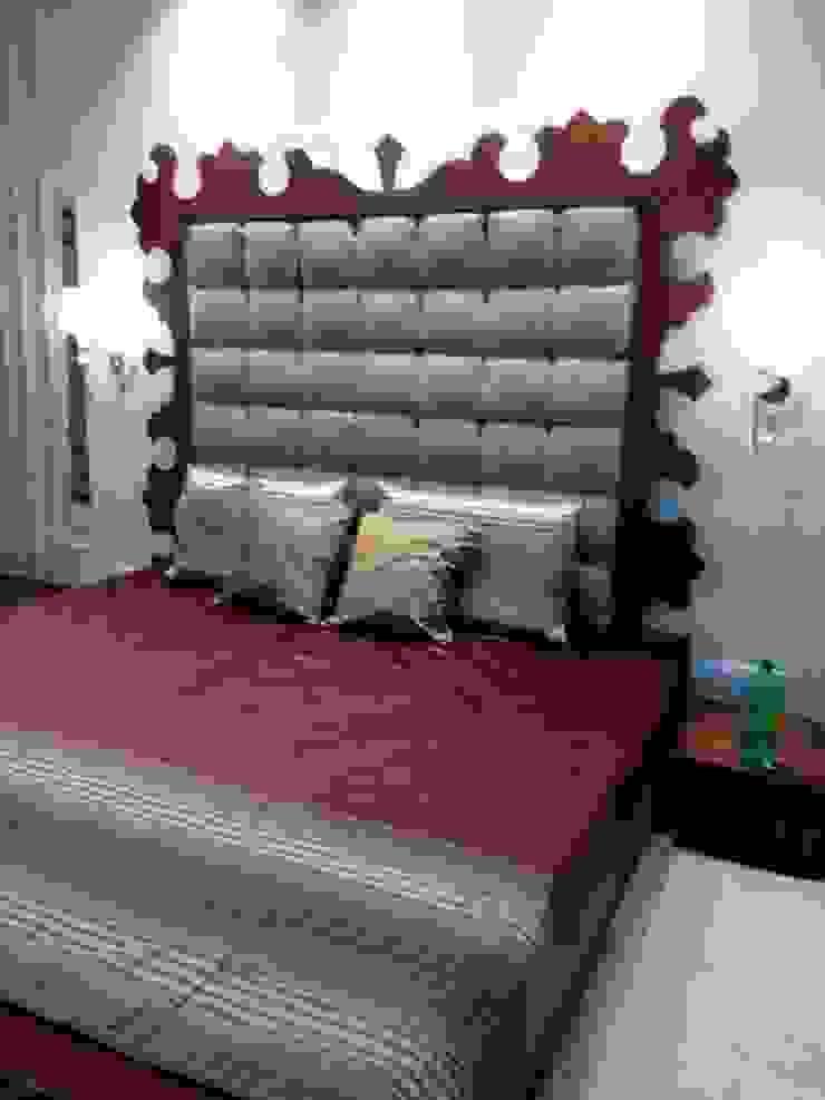 Dr varia residence Modern style bedroom by Tameer studio Modern