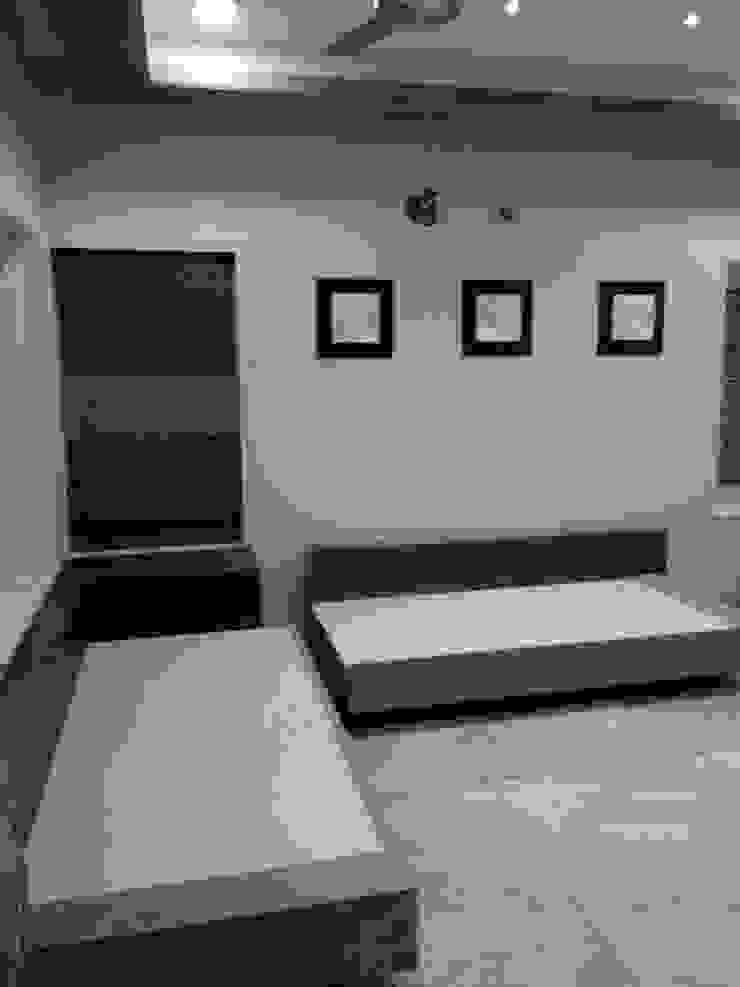 Dr varia residence Modern living room by Tameer studio Modern