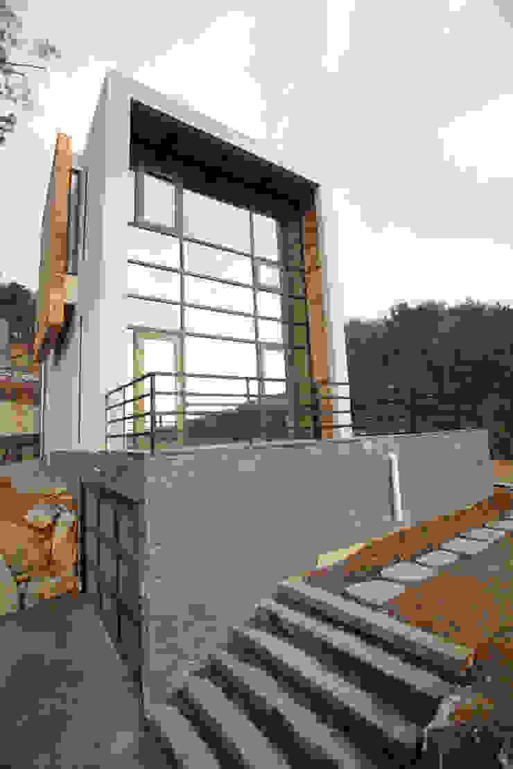 양평 M 하우스 SG international 모던스타일 주택 돌 그레이