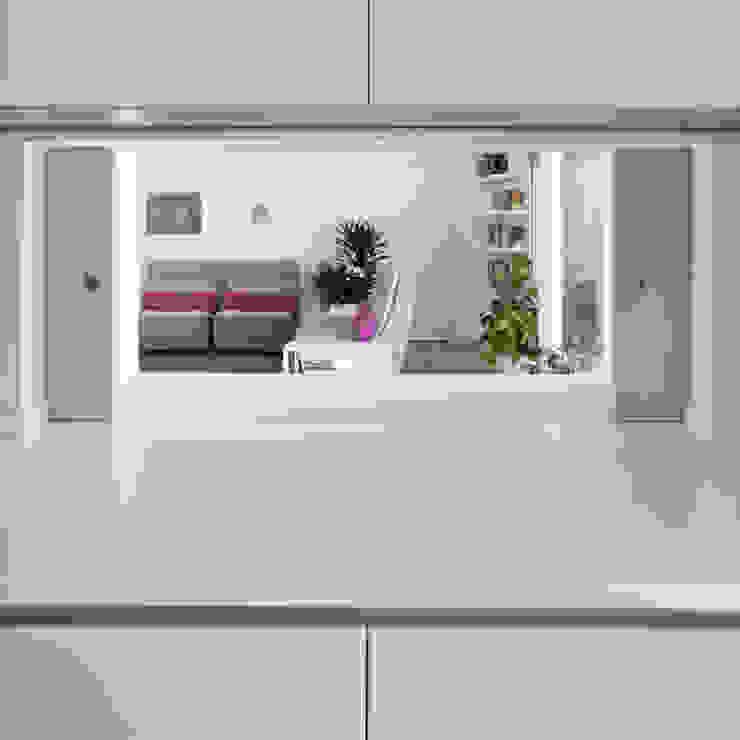 Margherita Mattiussi architetto 现代客厅設計點子、靈感 & 圖片