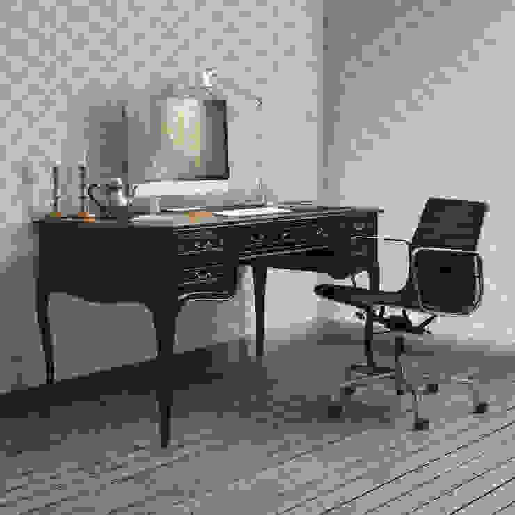 Córdoba Coordenado Azul por OH Wallpaper Moderno Papel