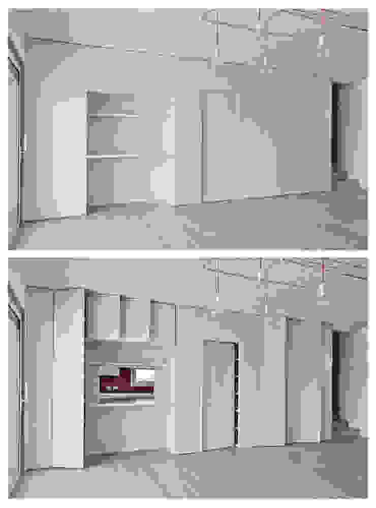 Margherita Mattiussi architetto 室內景觀 木頭 Wood effect