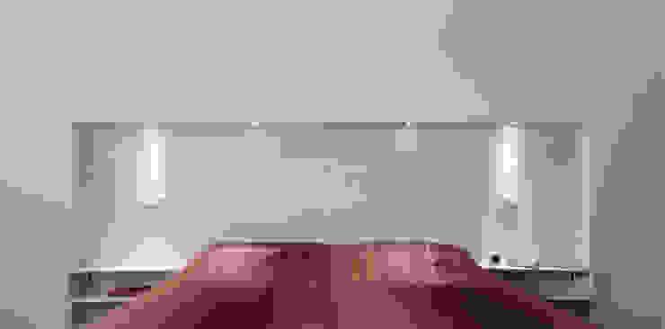 Margherita Mattiussi architetto 臥室 木頭 Wood effect