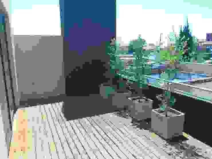 Balcones y terrazas de estilo clásico de homify Clásico