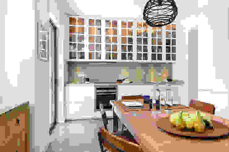 Una Casa de Libro Cocinas modernas: Ideas, imágenes y decoración de Egue y Seta Moderno