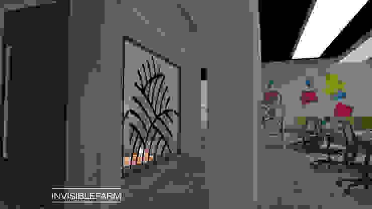Un oficina muy funcional de A3 Interiors