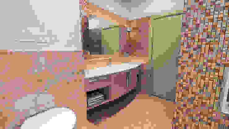 Moderne Badezimmer von studiosagitair Modern