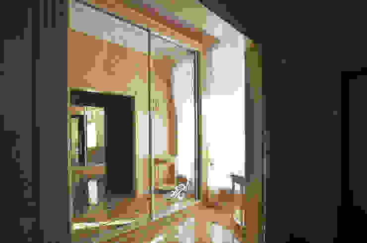 Реализация Особняка Гардеробная в классическом стиле от Tutto design Классический