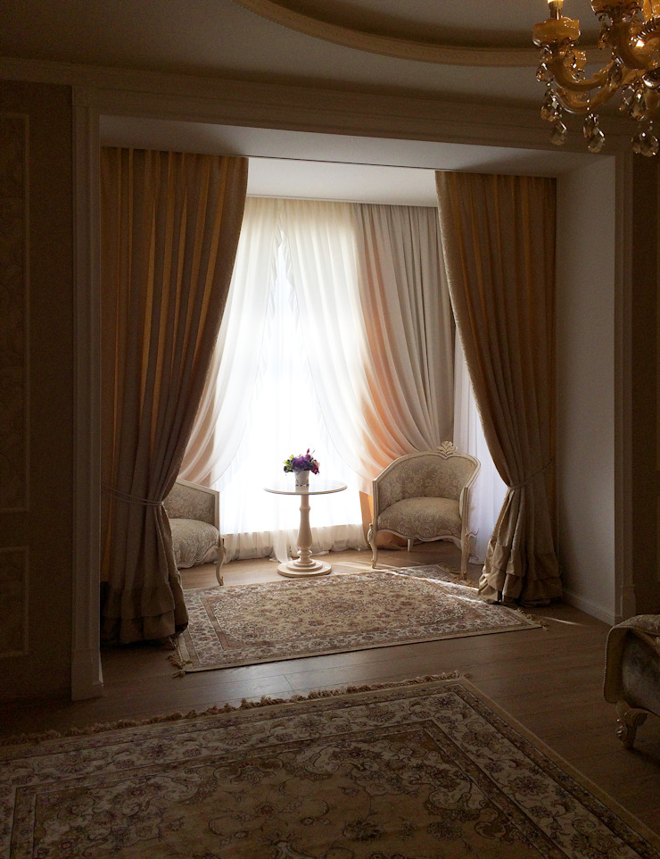 Classic style bedroom by Tutto design Classic