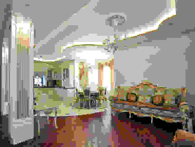 Klassische Wohnzimmer von Tutto design Klassisch